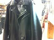 MARC JACOBS Coat/Jacket LEATHER JACKET
